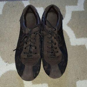 Coach GeeGee sneakers brown